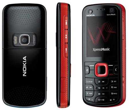 NOKIA 5320 XpressMusic (red)