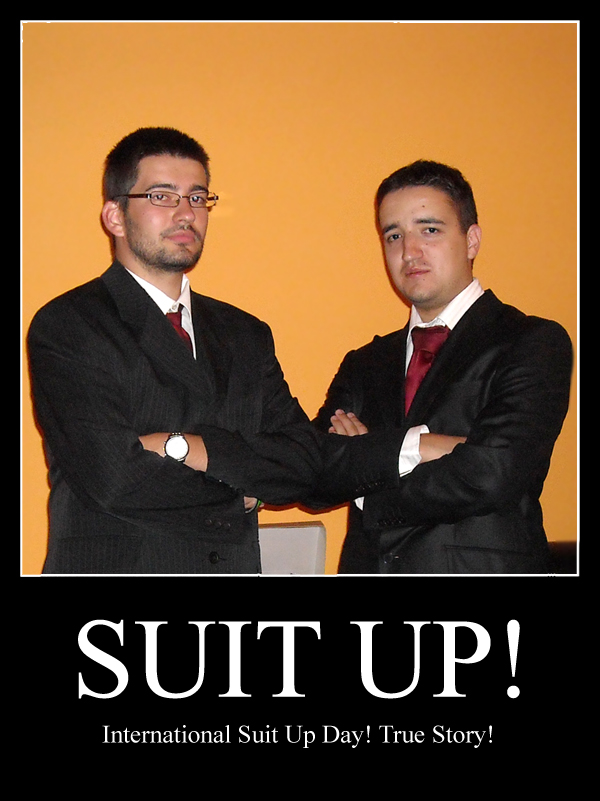 International Suit-Up Day