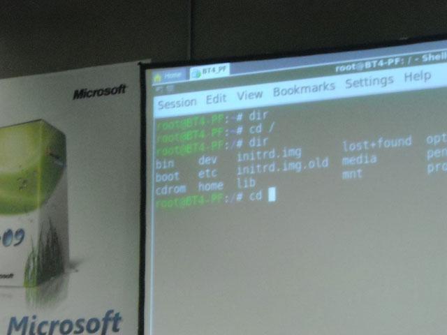 Linux: Windows exploits