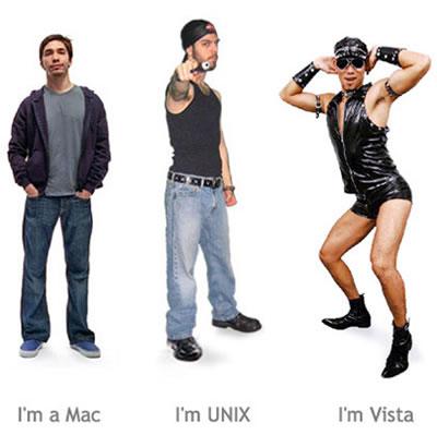 mac unix vista Mac je nešto najbolje što postoji