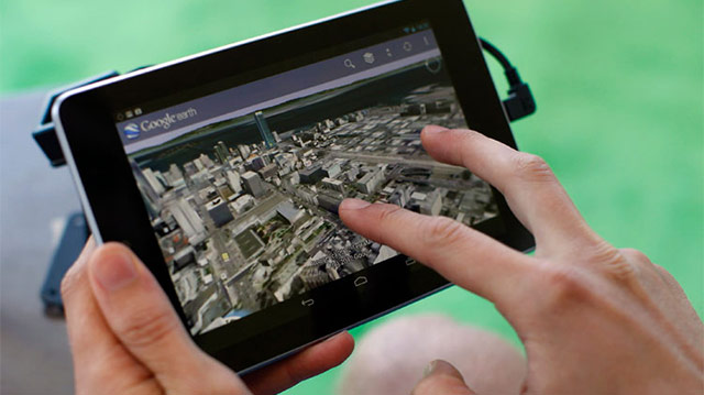 android tablet google earth Plagosus na tablici   Nexus 7 tablet