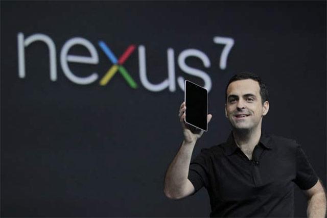 hugo barra nexus 7 tablet google io Plagosus na tablici   Nexus 7 tablet