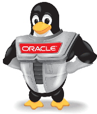oracle linux penguin with logo Dealing with Oracle Linux Installation problems