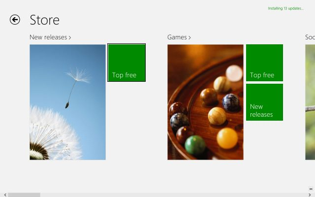 win8 appstore 640x400 Windows 8 kao desktop OS   prvi utisci