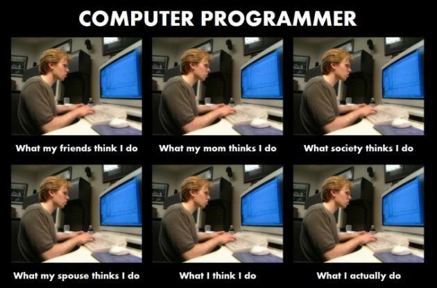 Šta rade programeri