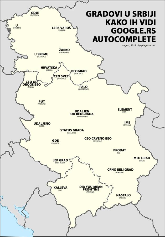 gradovi u srbiji google autocomplete 628x900 Gradovi u Srbiji kako ih vidi Google autocomplete