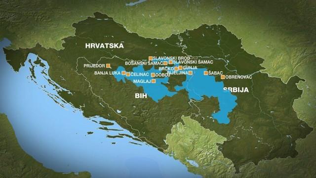 Poplave Balkan 2014